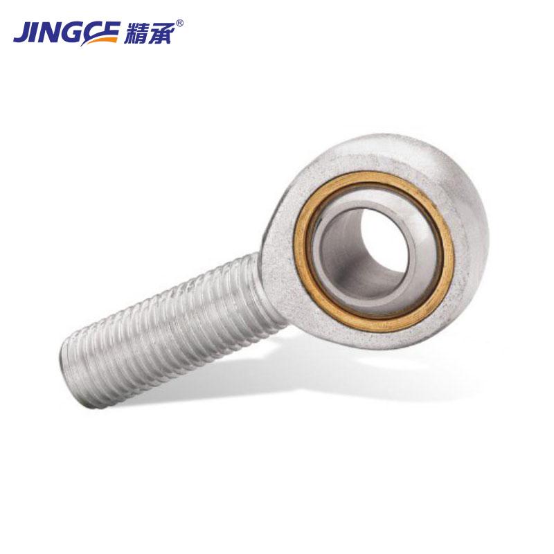 外螺纹组装型自润滑杆端关节轴承系列